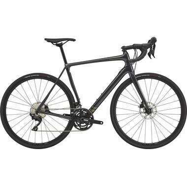 Bicicleta de carrera CANNONDALE SYNAPSE CARBON DISC Shimano 105 34/50 Negro 2021